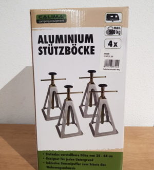 Aluminium-Stützböcke